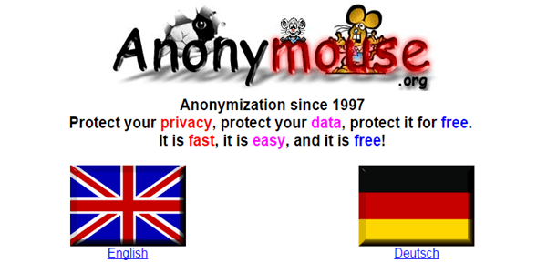 Anonymouse Proxy