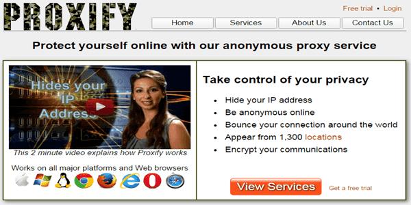 Proxify-Proxy