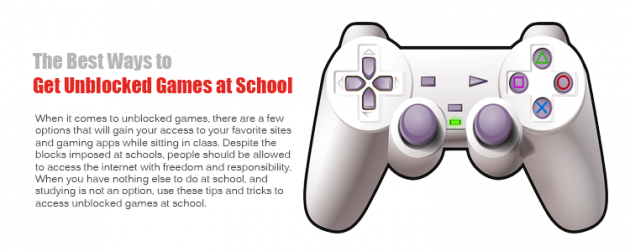 unblocked games for school