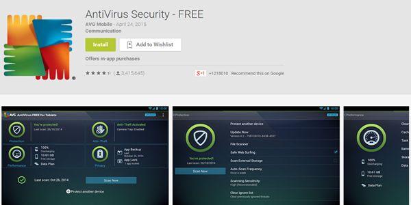 Antivirus-Android-App