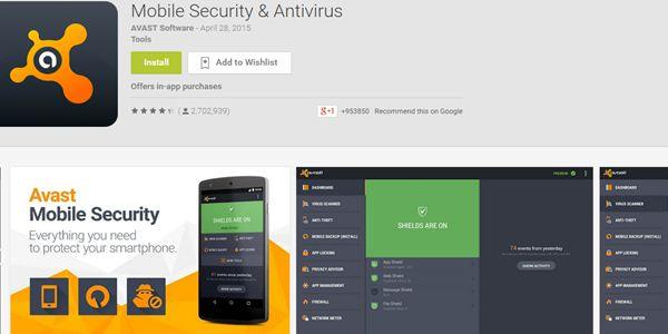 Avast-Android-App