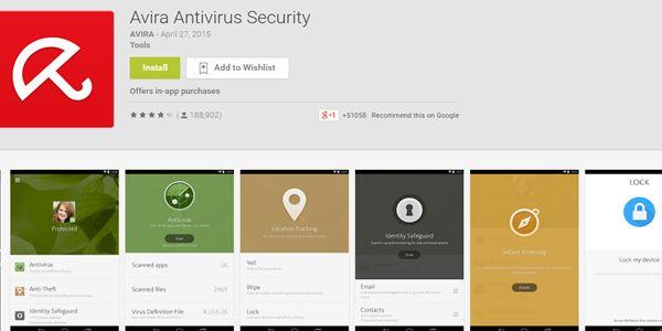 Avira-Android-App