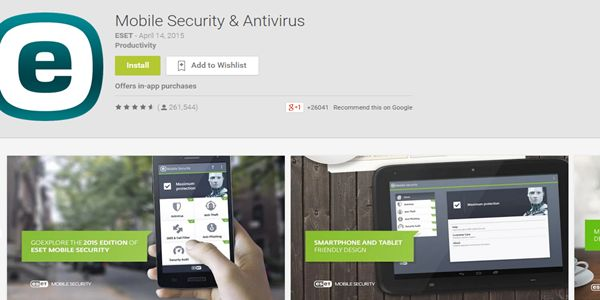 Eset-Android-App