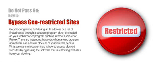 Do not pass go how to unblock geo restricted websites secureknow do not pass go how to unblock geo restricted websites ccuart Image collections