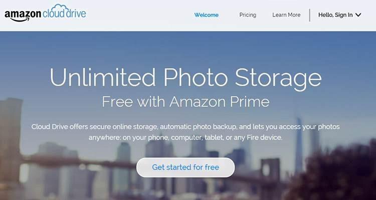 Amazon-CloudDrive